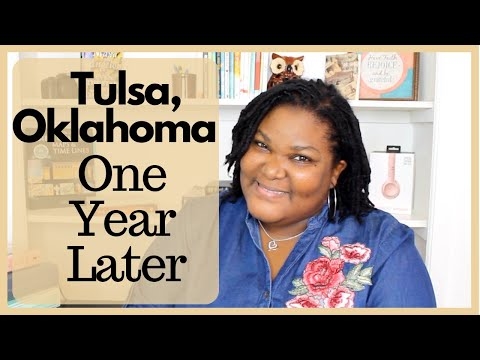 Living In Tulsa Oklahoma: One Year Later | How I Feel About Living In Tulsa, Oklahoma!