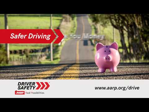 AARP Smart Driver Course Demo