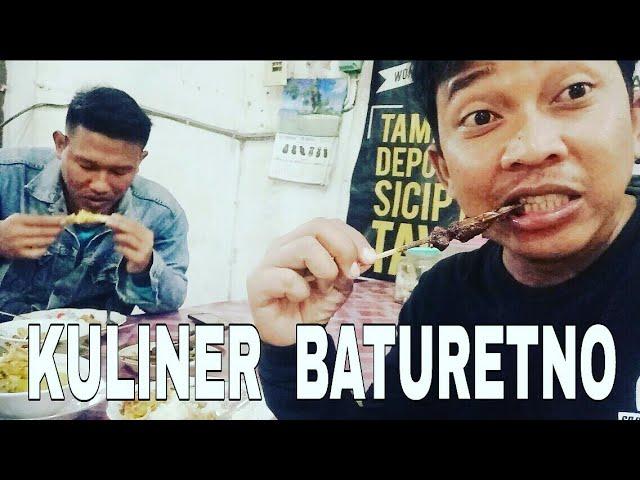 kuliner khas Baturetno, wonogiri, jawa tengah