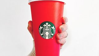 Starbucks RED CUPS Are Back And People Are Freaking Out | What
