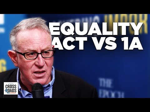 CPAC2021: Trevor Loudon on Democrats' Socialist Policies; How Equality Act 'Attacks' First Amendment