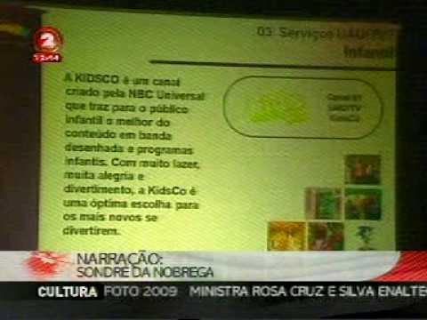 UAU! TV - TV ZIMBO Angola