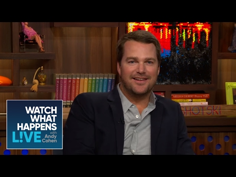 Chris O'Donnell On Being Fired By Barbra Streisand  WWHL