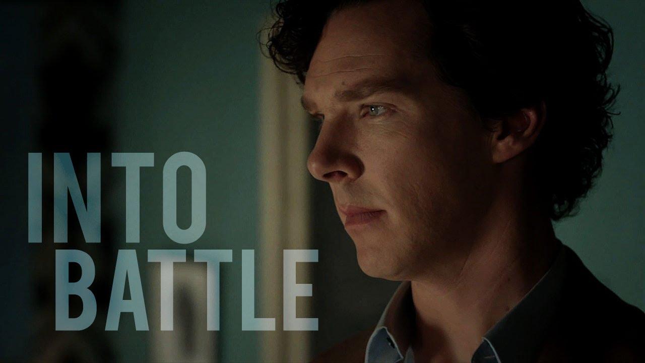 into battle | sherlock bbc