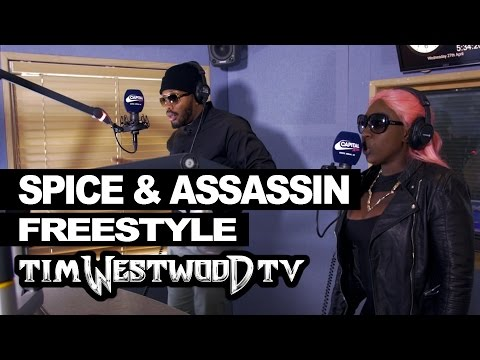 Spice & Assassin freestyle - Westwood