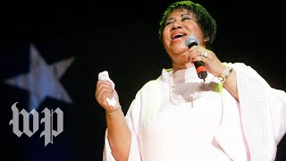 The life of Aretha Franklin, in her own words