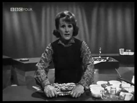 Adventurous Cooking with Fanny Cradock - Fish (Part 2 of 3)