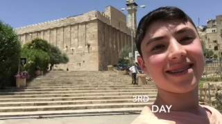 Eliyahu's First Trip to Israel