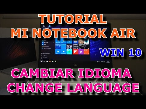 how to change the language on my laptop windows 7