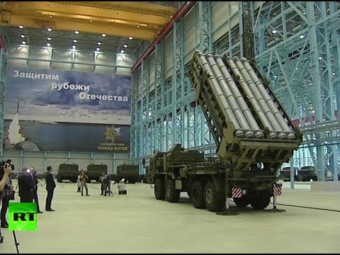 Sky Defender: Russia unveils S-300 SAM replacement