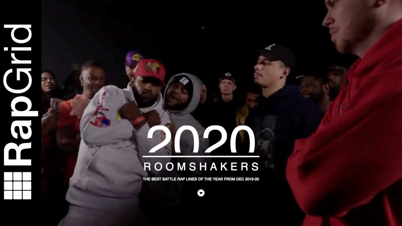Download Room Shakers: The Best Battle Rap Lines of 2020 (Non-App & Released Footage)