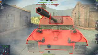 WoT Blitz T110E5 Mastery 5.5K