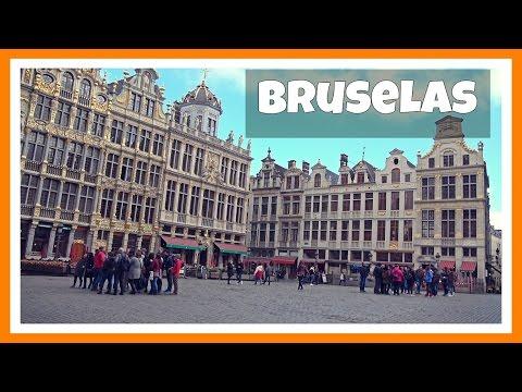 ¿Qué ver y visitar en BRUSELAS 1 día / Bruxelles: Grand Place, Manneken Pis y Atonium | Bélgica 1#