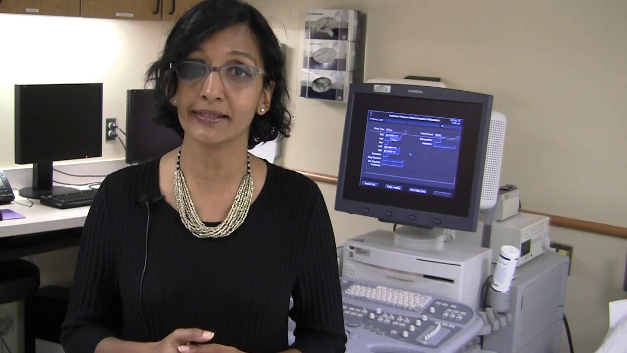 Cardiac Center Clinician Close-up: Shobha S  Natarajan, MD -- CHOP