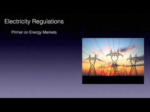 Energy Resources and Conservation Lecture