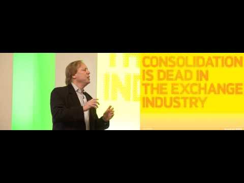 A more efficient market structure at work - World Exchange Congress