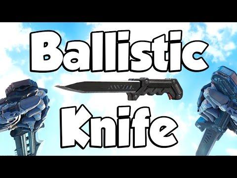 BALLISTIC KNIFE in Black Ops 3! (Call of Duty: Black Ops 3 Ballistic Knife)