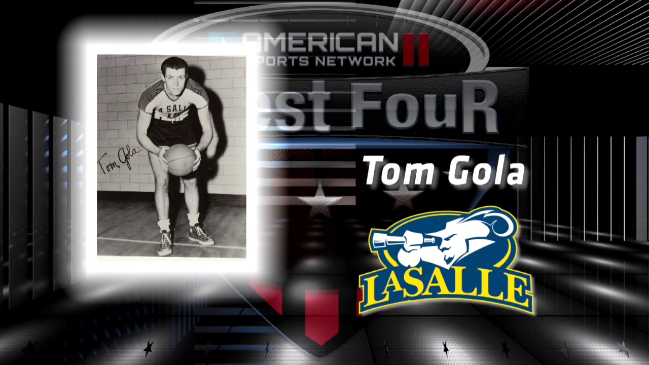Tom Gola for ASN s Finest Four