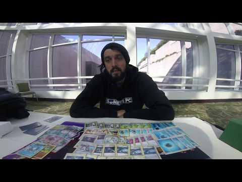 Pokemon Hero Deck Profile Israel Sosa 5th Place @ Seattle Regional Water Box AKA Patch City