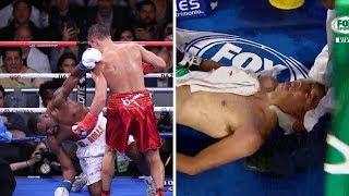 Вернулся! Головкин нокаутировал Роллса/ Ахмедов, Эюбов/ Боксёр едва не умер на ринге!