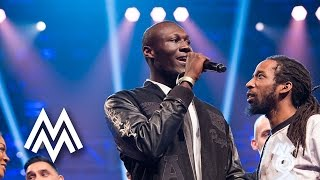 Stormzy | Best Grime Act Award acceptance speech at MOBO Awards | 2014