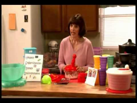 tupperware party host demonstration youtube. Black Bedroom Furniture Sets. Home Design Ideas