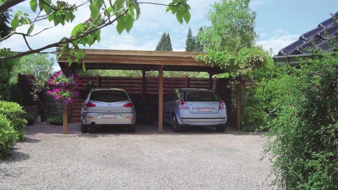 Veranclassic, fabrikant van Moderne Carports