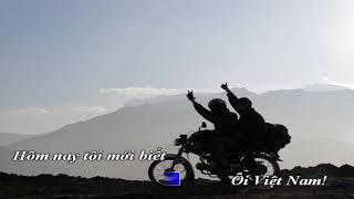 Việt Nam những chuyến đi karaoke tone nam beat chuẩn full