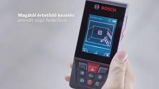 GLM 120 C Bosch Lézeres távolságmérő