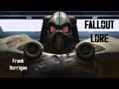 Nukapedia [Fallout Lore] - Frank Horrigan