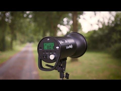 Interfit S1 TTL and HSS Flash | SnapShot