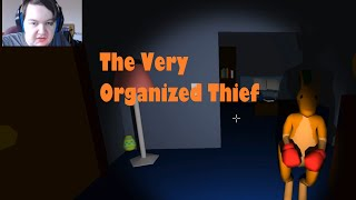 The Very Organized Thief | Chased By A Kangaroo