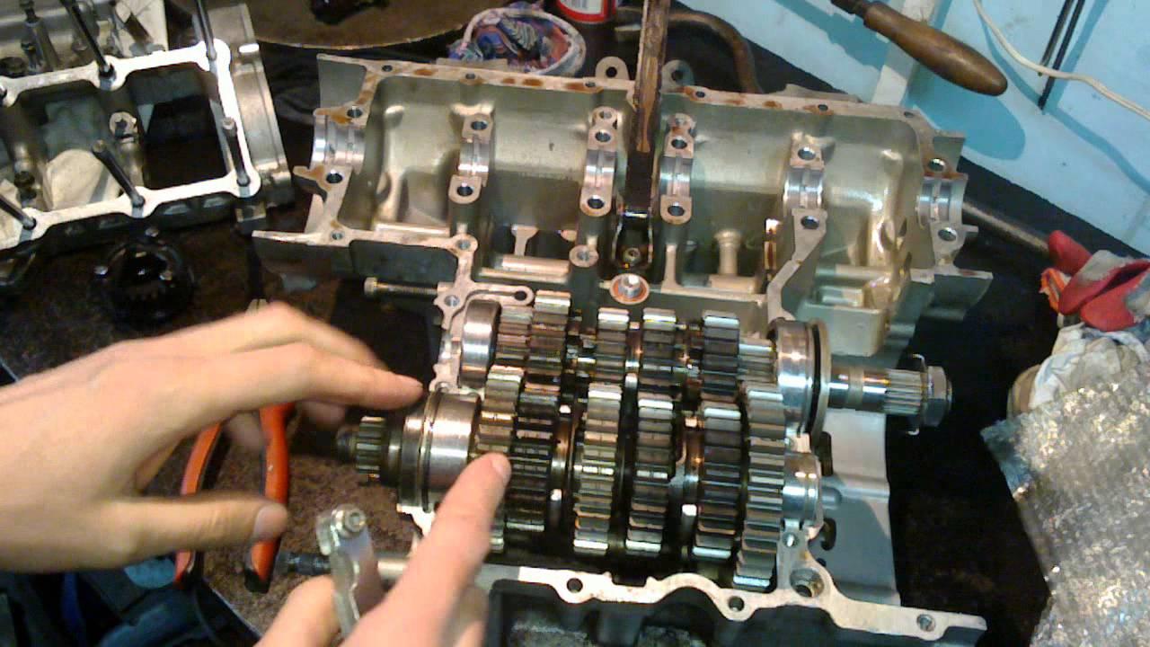 Yamaha fazer 600 схема