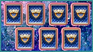 Castle Crush 7 LEGENDARY CARDS in 1 Deck!