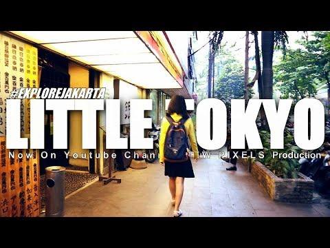 Little Tokyo Blok M : One Day At Little Tokyo