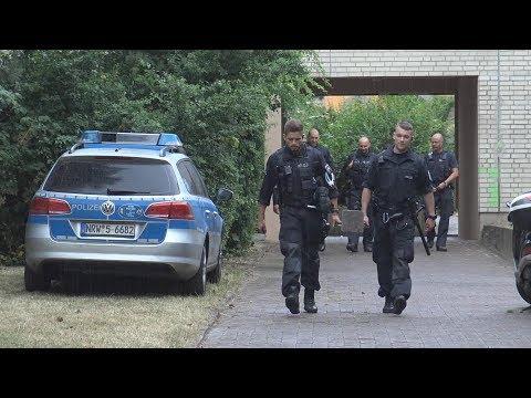 Großrazzia - 6 Festnahmen In Bonn + Meckenheim + Wachtberg Am 11.07.19 + O-Ton