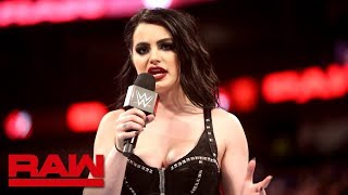Paige gives an emotional retirement speech: Raw, April 9, 2018 thumbnail