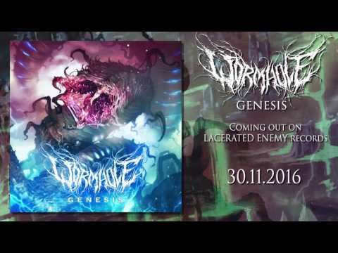 WORMHOLE - Symbiotic Corpse Possession /2016/ Lacerated Enemy Records
