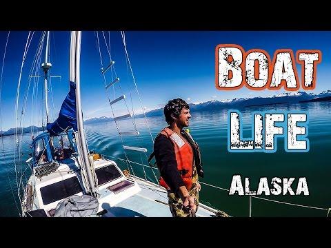 Boat Life - South East Alaska - Travel vLog(16)