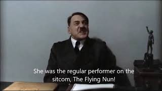 Hitler is informed that Shelley Morrison has died