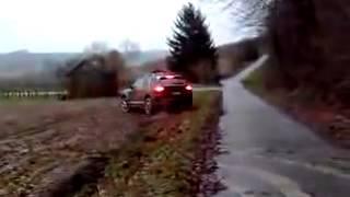 Приколы видео АВТО  И нежалко Дрифтуем по грязи на Porshe Cayenne