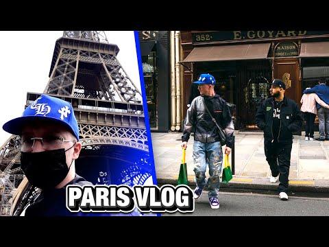 Wir fahren spontan nach Paris! (VLOG)