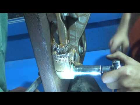 545 Boltdown Torque Test 3-85 ft lb