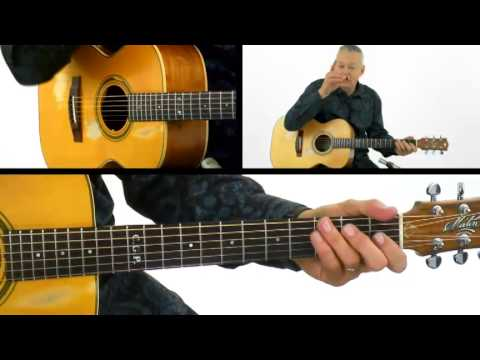 Tommy Emmanuel Guitar Lesson - #11 Bass Part - Fingerstyle Milestones
