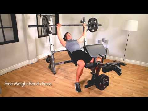 Marcy Diamond Olympic Weight Bench Reviews