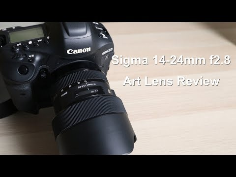 Sigma 14-24mm f2.8 Art Lens Review: Is It Worth $1,300? Better Than Tamron 15-30mm f2.8?
