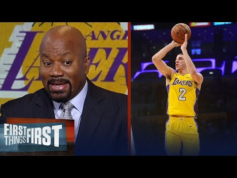 Former GM Billy King joins Nick and Cris to talk Lonzo, Kyrie and Golden State | FIRST THINGS FIRST