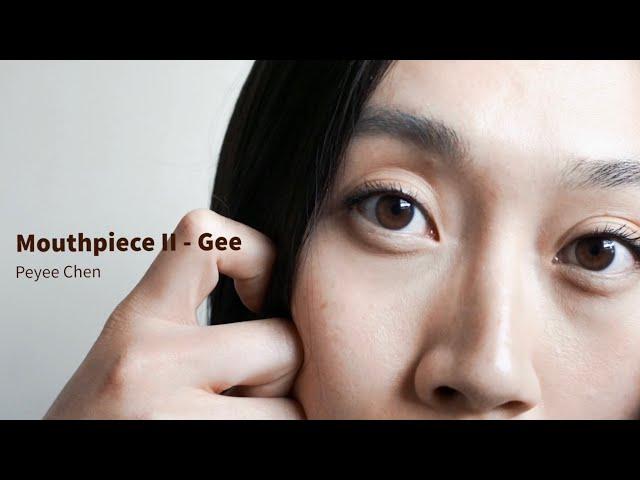 Mouthpiece II - Erin Gee