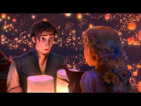 I See The Light  Tangled music  HD, closed caption lyrics