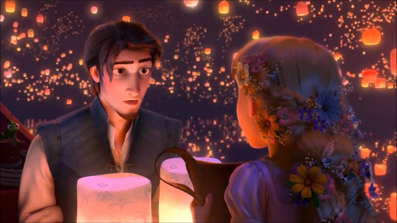 Disney Princess Quotes Wallpaper I See The Light Tangled Music Video Hd Closed